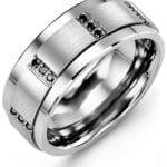MLH mens engagement ring