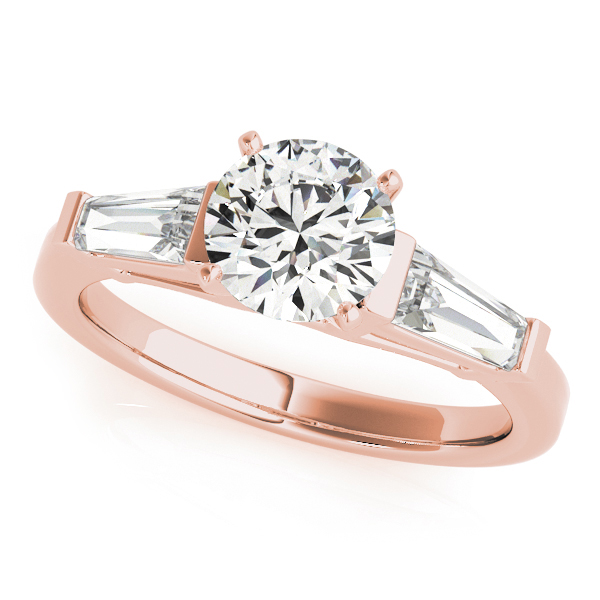 Rose-Round-Engagement-Ring-With-Baguette-Side-Stones2
