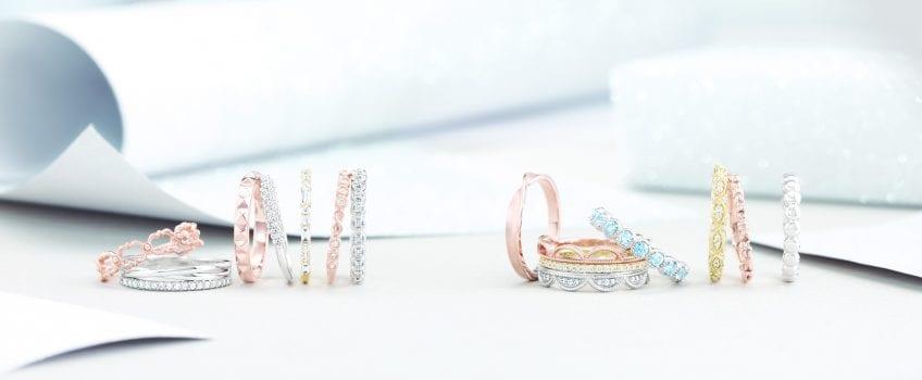 diamond wedding bands rings calgary