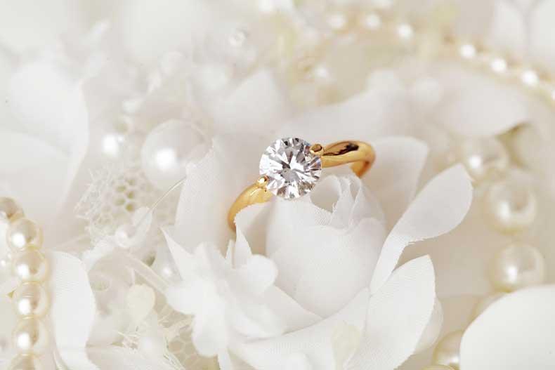Rings for Summer Weddings