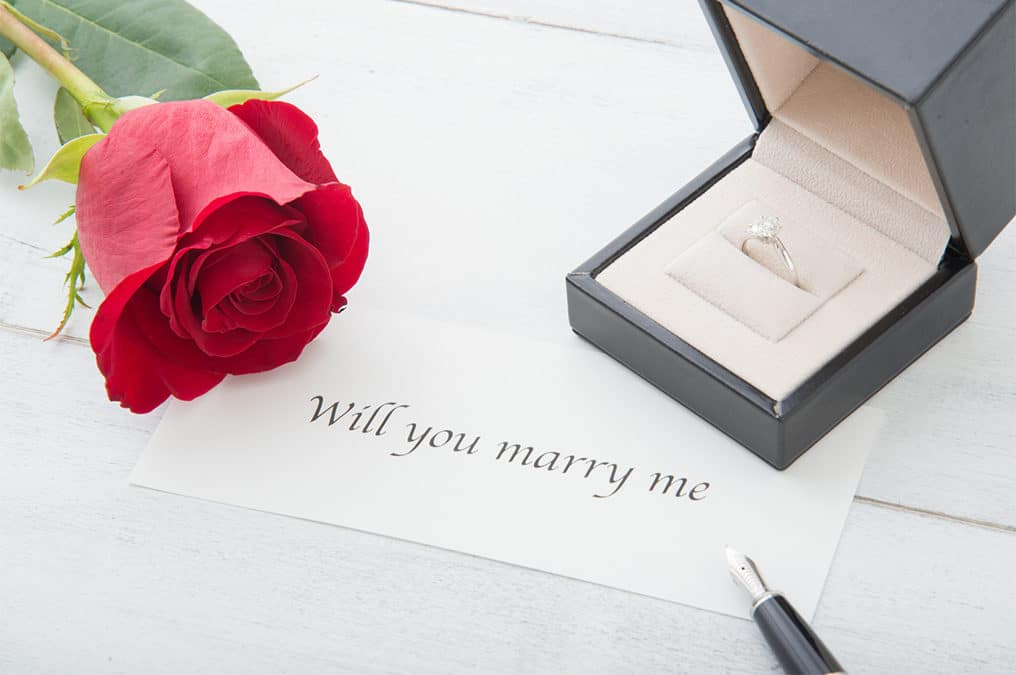 Right Diamond Engagement Ring