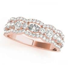 rose-gold-marquise-round-diamond-ring